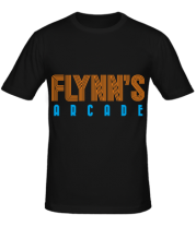 Мужская футболка Flynn