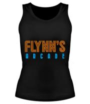 Женская майка борцовка Flynn