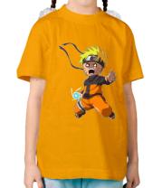 Детская футболка Crazy Naruto