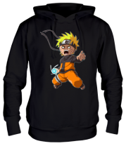 Толстовка худи Crazy Naruto