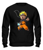 Толстовка без капюшона Crazy Naruto