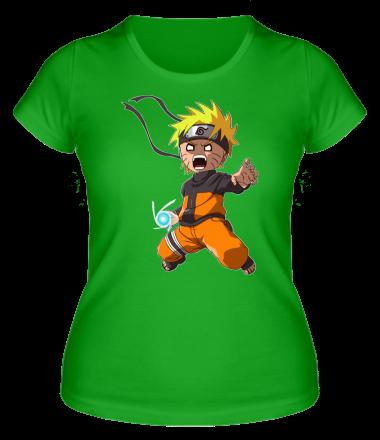 Женская футболка Crazy Naruto