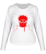Женская футболка длинный рукав Yahiko