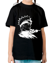 Детская футболка Naruto Uzumaki head
