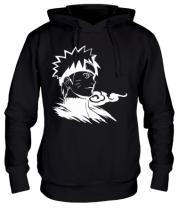 Толстовка худи Naruto Uzumaki head