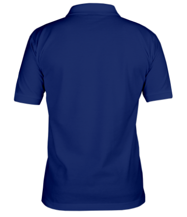 Мужская футболка поло Naruto Uzumaki head