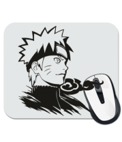 Коврик для мыши Naruto Uzumaki head