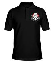 Мужская футболка поло  Itachi Art