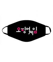 Маска Logo игра в кальмара
