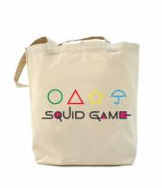 Сумка повседневная Logo Игра в кальмара