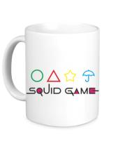 Кружка Logo Игра в кальмара