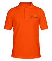 Мужская футболка поло Logo Игра в кальмара