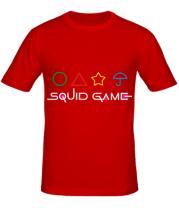 Мужская футболка Logo Игра в кальмара
