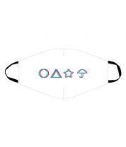Маска Лого Игра в кальмара 3d