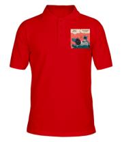 Мужская футболка поло 456 Игра в кальмара форма