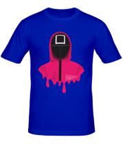Мужская футболка Квадрат Игра