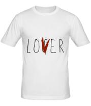 Мужская футболка LOVER ОНО