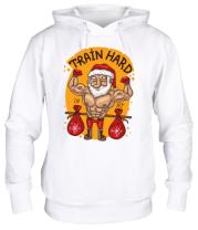 Толстовка Train hard