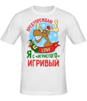 Мужская футболка  С Новым годом