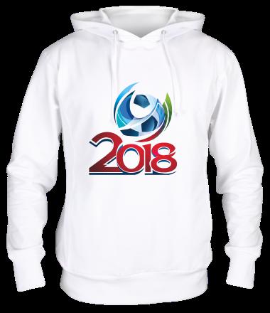 Толстовка худи Чемпионат 2018