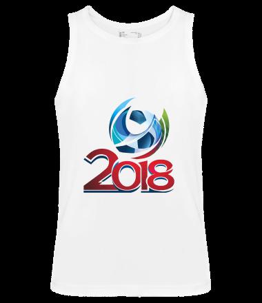 Мужская майка Чемпионат 2018