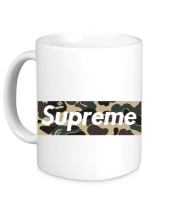 Кружка Supreme