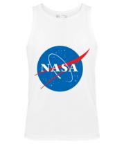 Мужская майка NASA