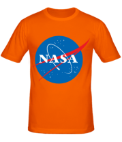 Мужская футболка  NASA