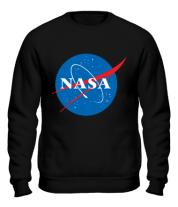 Толстовка без капюшона NASA