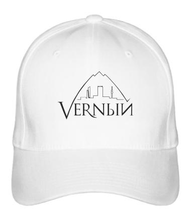 Бейсболка Верный логотип
