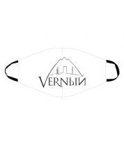 Маска Верный логотип