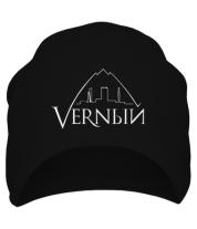Шапка Верный логотип