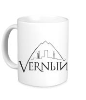 Кружка Верный логотип