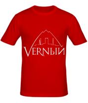Мужская футболка  Верный логотип