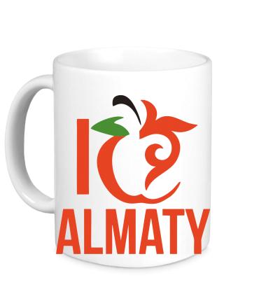 Кружка ALMATY