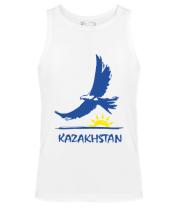 Мужская майка Казахстан