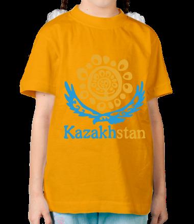 Детская футболка  Казахстан