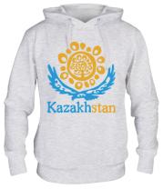 Толстовка худи Казахстан