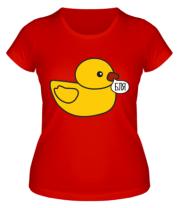 Женская футболка FC ASTANA