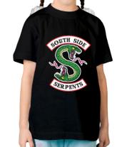 Детская футболка  South Side Serpents