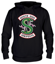 Толстовка South Side Serpents