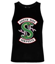 Мужская майка South Side Serpents