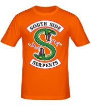 Мужская футболка  South Side Serpents