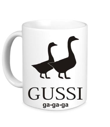 Кружка GUSSI