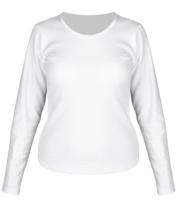 Женская футболка с длинным рукавом Рик и Морти