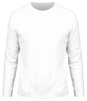 Мужская футболка с длинным рукавом Рик и Морти