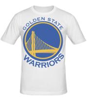 Мужская футболка Golden State Warriors Logo