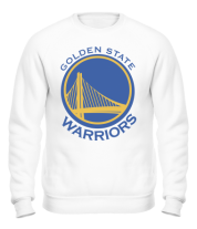 Толстовка без капюшона Golden State Warriors Logo