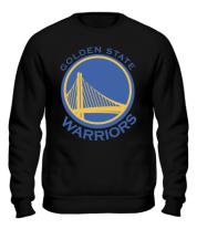 Толстовка без капюшона Golden State Warriors Logo