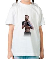 Детская футболка  Конор Макгрегор
